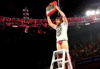 Daniel Bryan has his eyes on the MITB Contract and the WWE Championship.