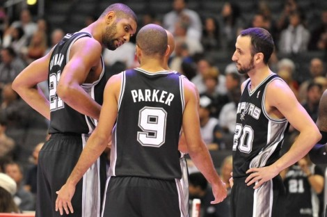 Is this the last stand for the Spurs Big 3?