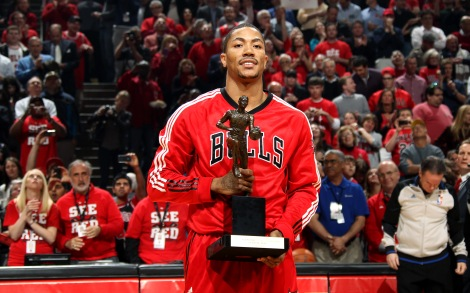 Will D-Rose prove he is the best in the NBA by winning the MVP for a 2nd time?