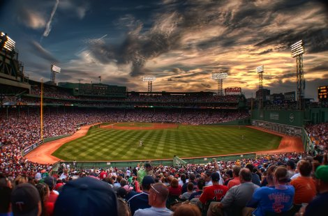 Thanks to the AL's All-Star win, the Red Sox will enjoy home-field advantage.