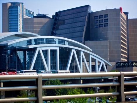 Phillips Arena in Atlanta, Georgia.