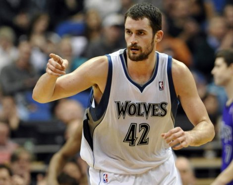 Kevin Love and the T'Wolves can taste the Playoffs