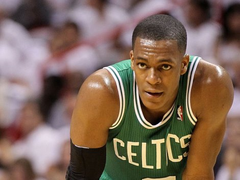 Rondo might not be wearing Celtic green for long.