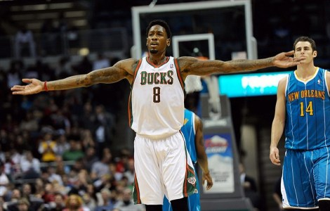 Larry Sanders recently signed a 4-year $44 million dollar extension to stay in Milwaukee.