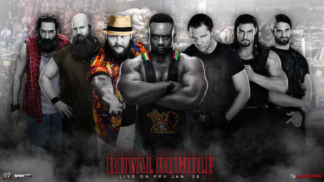 Newcomers will highlight the 2014 Royal Rumble match.