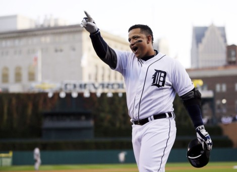 Miguel Cabrera is searching for his 3rd consecutive MVP, and his 2nd World Series Ring.