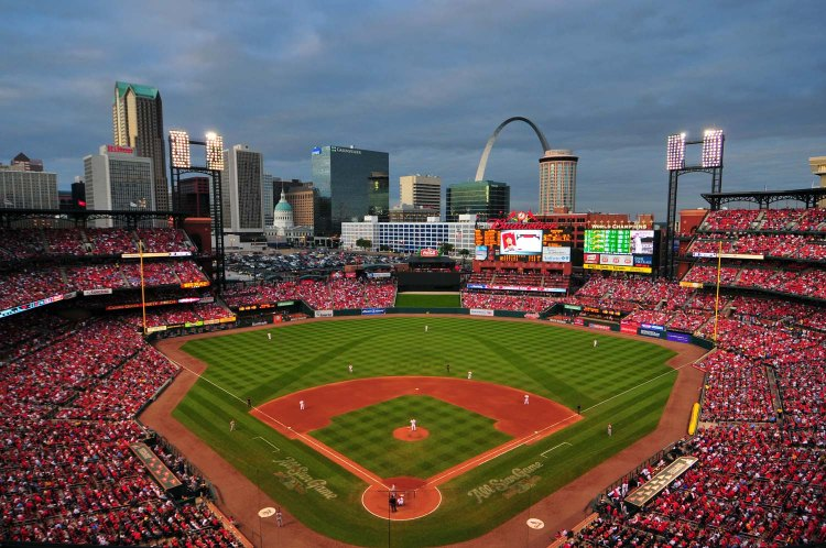 The NL Central crown will go through St. Louis.
