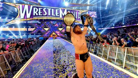 Yes! Yes! Yes! Daniel Bryan is the champ!