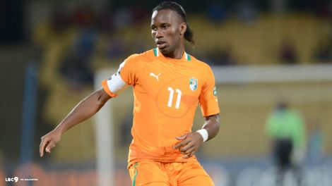Didier Drogba will play in his last World Cup for Ivory Coast.