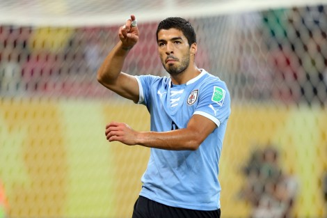 Luis Suarez says he will be ready for the World Cup after minor knee surgery.